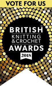 Vote for the Perth, Scotland Festival of Yarn in the British Knitting and Crochet awards